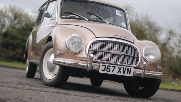 No Reserve! 1960 Auto Union DKW 1000 Universal For Sale (picture 7 of 265)