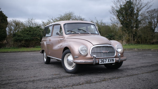 No Reserve! 1960 Auto Union DKW 1000 Universal For Sale (picture 5 of 265)