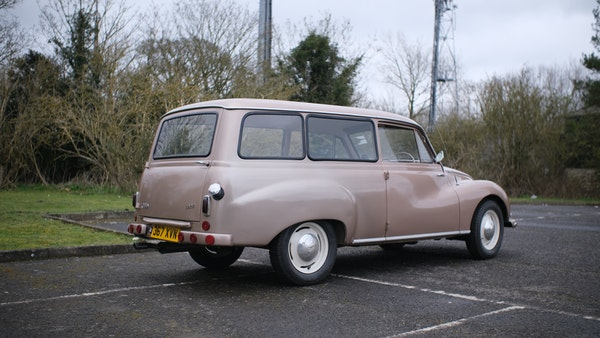 No Reserve! 1960 Auto Union DKW 1000 Universal For Sale (picture 14 of 265)