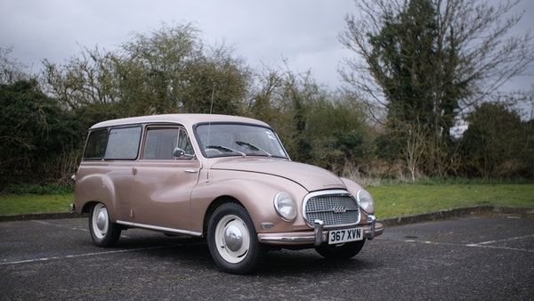 No Reserve! 1960 Auto Union DKW 1000 Universal For Sale (picture 12 of 265)