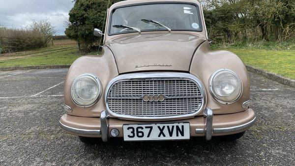 No Reserve! 1960 Auto Union DKW 1000 Universal For Sale (picture 18 of 265)