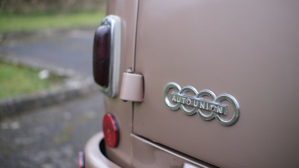 No Reserve! 1960 Auto Union DKW 1000 Universal For Sale (picture 128 of 265)