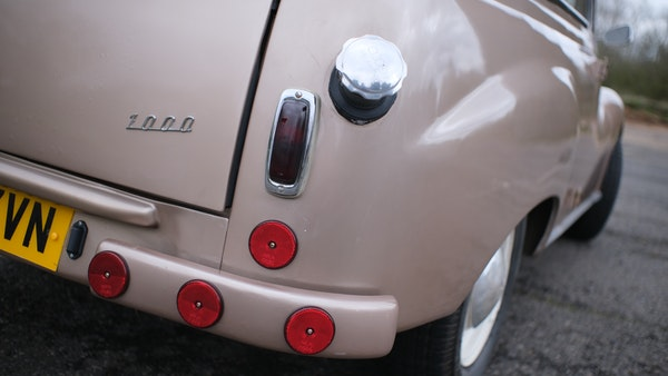 No Reserve! 1960 Auto Union DKW 1000 Universal For Sale (picture 125 of 265)