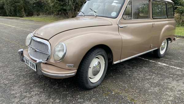 No Reserve! 1960 Auto Union DKW 1000 Universal For Sale (picture 24 of 265)