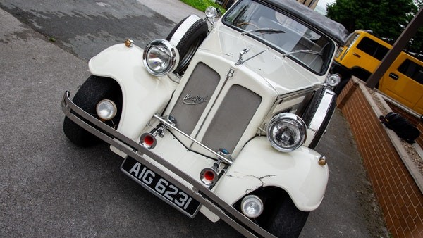 1982 Beauford Series 3 For Sale (picture 12 of 136)