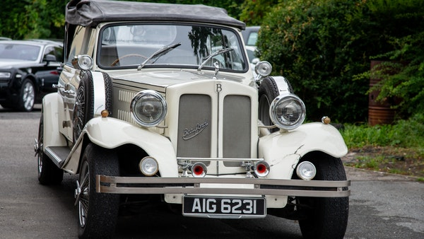 1982 Beauford Series 3 For Sale (picture 10 of 136)