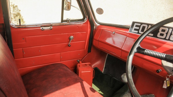 1966 Bedford J-Type Truck For Sale (picture 28 of 143)