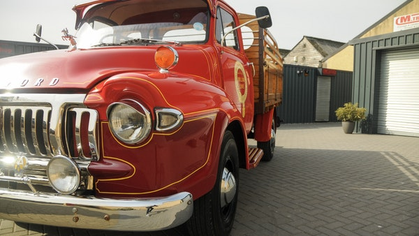 1966 Bedford J-Type Truck For Sale (picture 39 of 143)