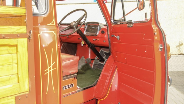 1966 Bedford J-Type Truck For Sale (picture 25 of 143)