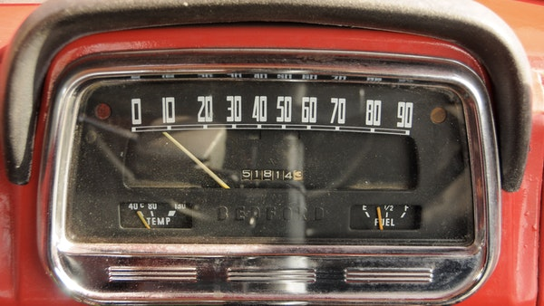 1966 Bedford J-Type Truck For Sale (picture 34 of 143)