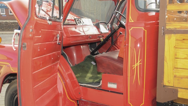 1966 Bedford J-Type Truck For Sale (picture 33 of 143)