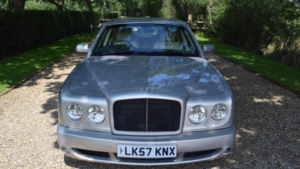 2008 Bentley Arnage T500 Mulliner Level II For Sale (picture 12 of 92)