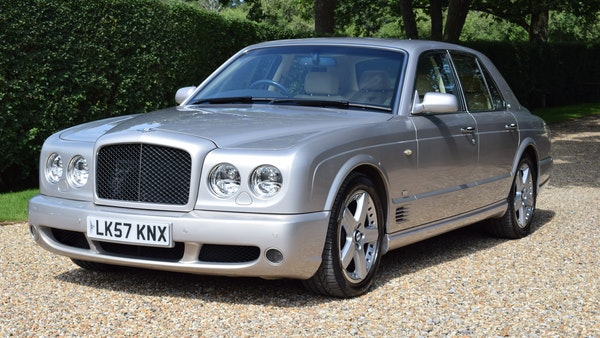 2008 Bentley Arnage T500 Mulliner Level II For Sale (picture 3 of 92)