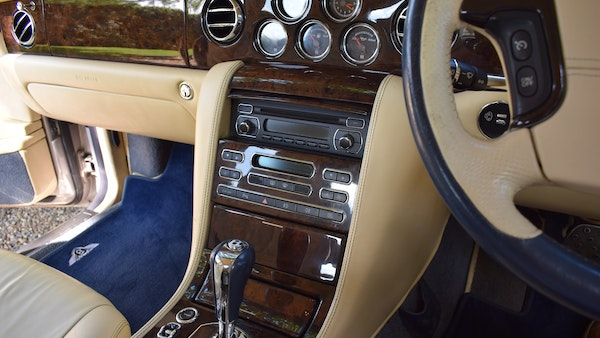 2008 Bentley Arnage T500 Mulliner Level II For Sale (picture 29 of 92)