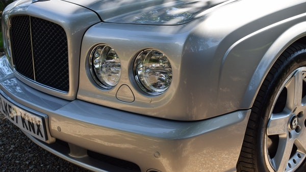 2008 Bentley Arnage T500 Mulliner Level II For Sale (picture 60 of 92)
