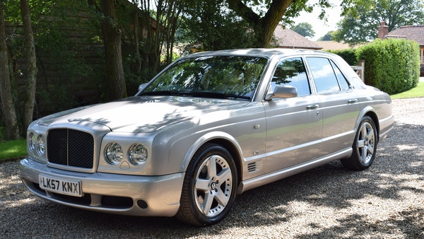 2008 Bentley Arnage T500 Mulliner Level II For Sale (picture 14 of 92)