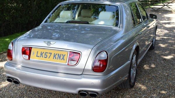 2008 Bentley Arnage T500 Mulliner Level II For Sale (picture 17 of 92)