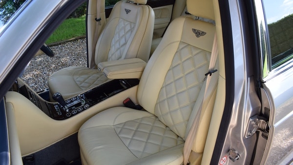 2008 Bentley Arnage T500 Mulliner Level II For Sale (picture 35 of 92)