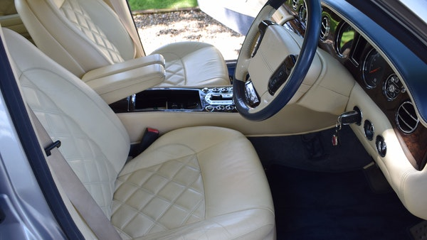 2008 Bentley Arnage T500 Mulliner Level II For Sale (picture 25 of 92)