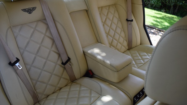 2008 Bentley Arnage T500 Mulliner Level II For Sale (picture 36 of 92)