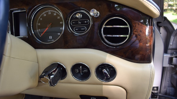 2008 Bentley Arnage T500 Mulliner Level II For Sale (picture 31 of 92)