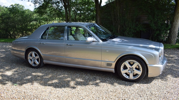 2008 Bentley Arnage T500 Mulliner Level II For Sale (picture 11 of 92)