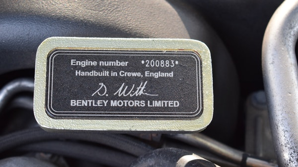 2008 Bentley Arnage T500 Mulliner Level II For Sale (picture 47 of 92)