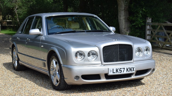 2008 Bentley Arnage T500 Mulliner Level II For Sale (picture 1 of 92)