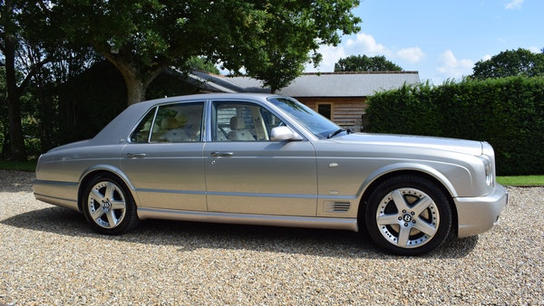 2008 Bentley Arnage T500 Mulliner Level II For Sale (picture 4 of 92)