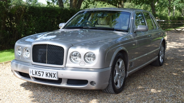 2008 Bentley Arnage T500 Mulliner Level II For Sale (picture 6 of 92)