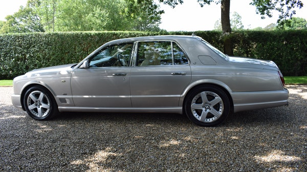 2008 Bentley Arnage T500 Mulliner Level II For Sale (picture 10 of 92)