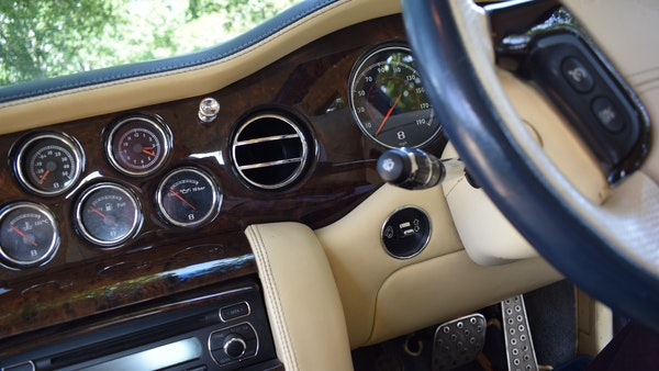2008 Bentley Arnage T500 Mulliner Level II For Sale (picture 32 of 92)
