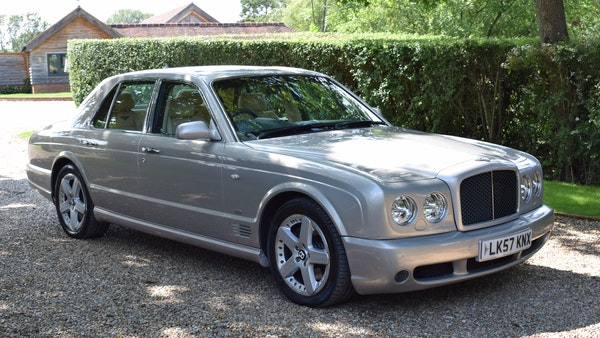 2008 Bentley Arnage T500 Mulliner Level II For Sale (picture 13 of 92)