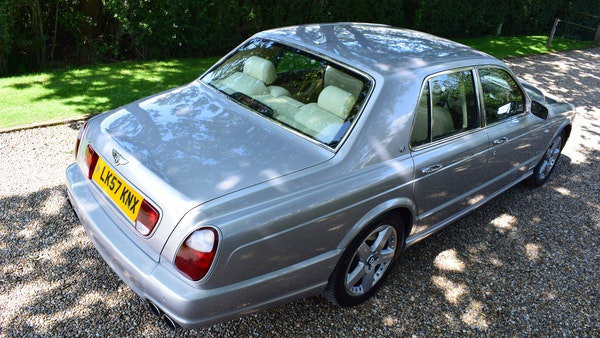 2008 Bentley Arnage T500 Mulliner Level II For Sale (picture 18 of 92)