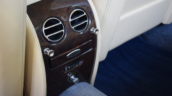 2008 Bentley Arnage T500 Mulliner Level II For Sale (picture 38 of 92)