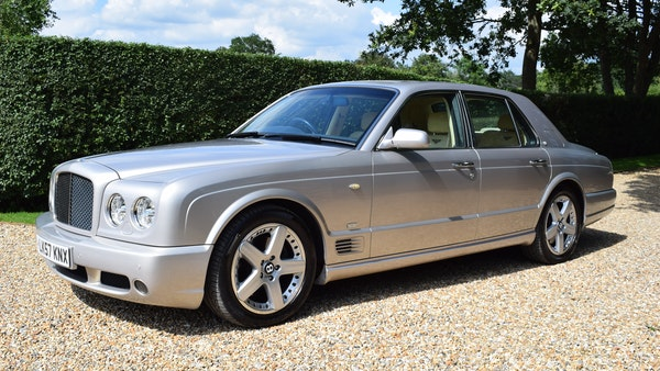 2008 Bentley Arnage T500 Mulliner Level II For Sale (picture 5 of 92)