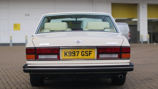 1993 Bentley Brooklands For Sale (picture 9 of 159)