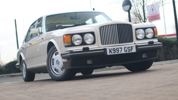 1993 Bentley Brooklands For Sale (picture 1 of 159)