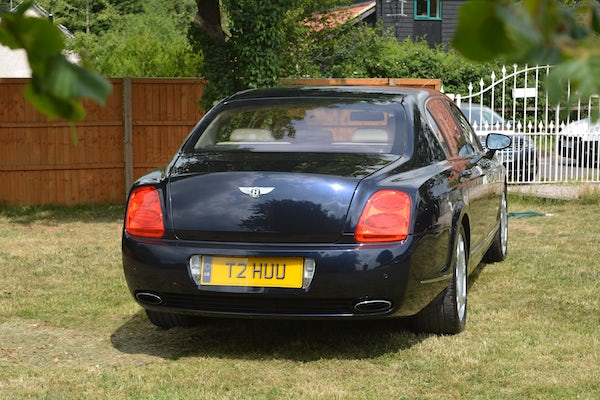 2005 Bentley Continental Flying Spur For Sale (picture 40 of 135)
