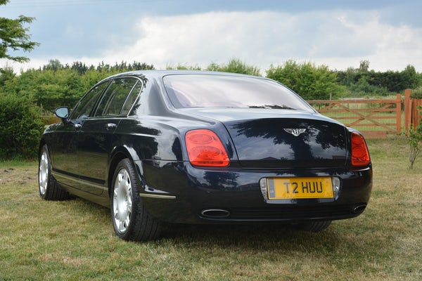 2005 Bentley Continental Flying Spur For Sale (picture 31 of 135)