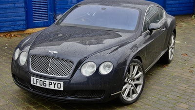 NO RESERVE! 2006 Bentley Continental GT