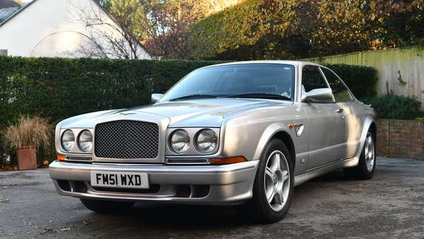 2001 Bentley Continental R Mulliner For Sale (picture 1 of 144)