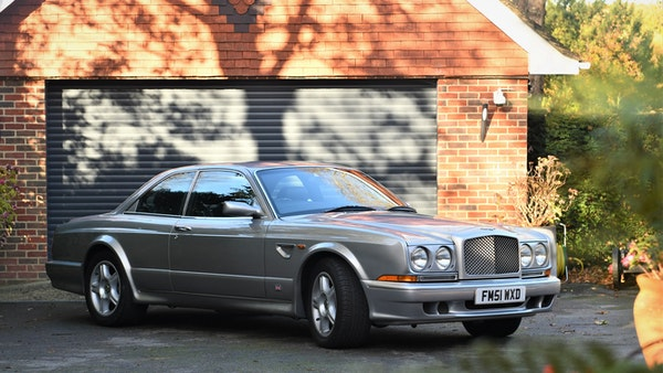 2001 Bentley Continental R Mulliner For Sale (picture 11 of 144)