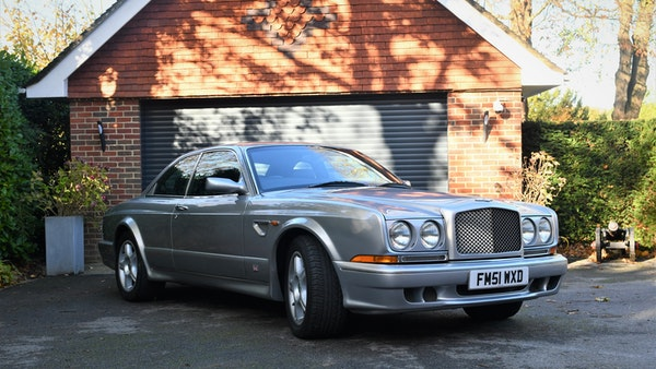 2001 Bentley Continental R Mulliner For Sale (picture 12 of 144)