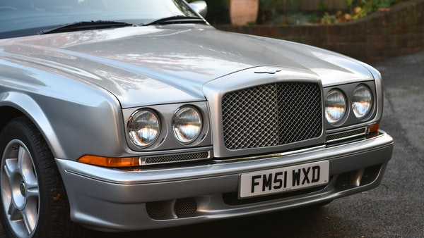 2001 Bentley Continental R Mulliner For Sale (picture 62 of 144)