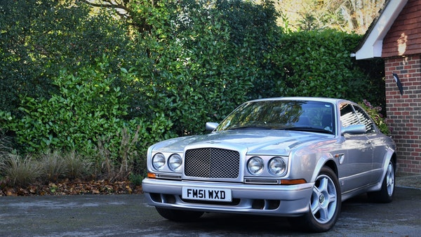 2001 Bentley Continental R Mulliner For Sale (picture 10 of 144)