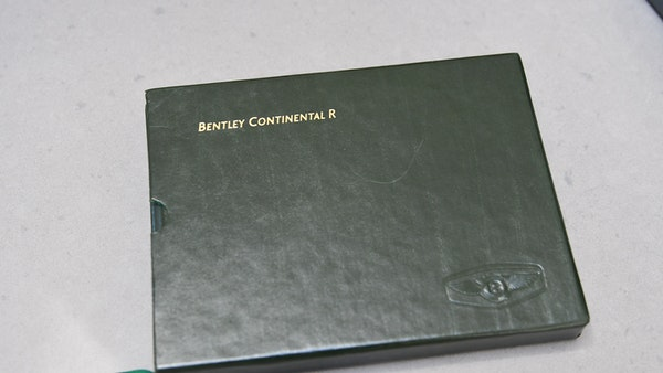 2001 Bentley Continental R Mulliner For Sale (picture 112 of 144)