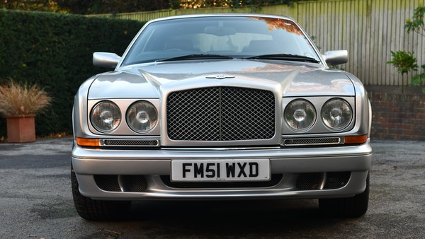 2001 Bentley Continental R Mulliner For Sale (picture 4 of 144)