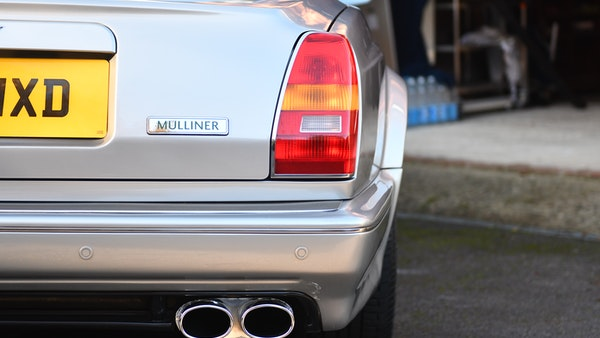 2001 Bentley Continental R Mulliner For Sale (picture 73 of 144)