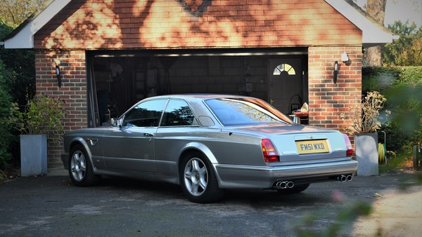 2001 Bentley Continental R Mulliner For Sale (picture 5 of 144)